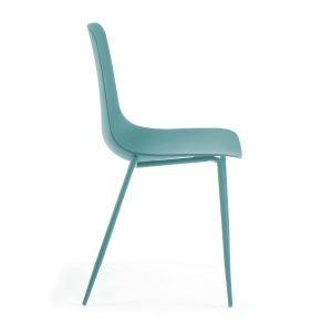 MetalDiningChair 3 300x300 - Wassu Dining Chair - Blue