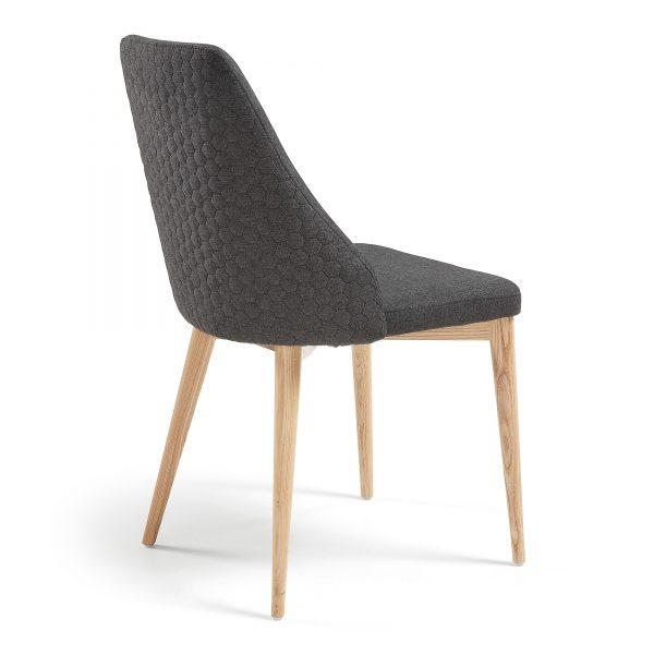 Roxie 6 600x600 - Roxie Dining Chair - Dark Grey