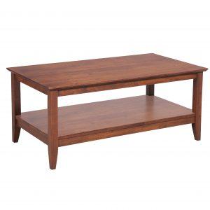 K40.21 Quadrant CT AM 300x300 - Quadrat Coffee Table - Antique Maple