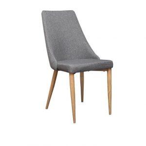 Retro Chair 300x300 - Retro Dining Chair - Grey