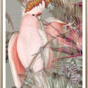 E533174 300x300 - Abstract Cockatoo Print