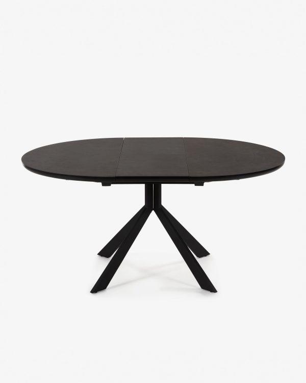 027898e0c59afaa0ec7515f3411ad688 600x750 - Haydee Extension Table 120cm - 160cm