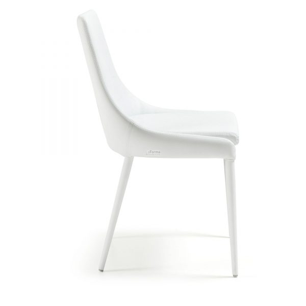 c626u05 3b 600x600 - Dant Dining Chair - White