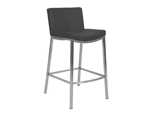 Jesse Barstool Black 500x400 - Jesse Bar Stool - Black