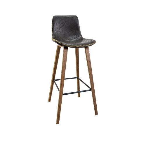 Levy Barstool 2 500x500 - Levy Bar Stool - Antique