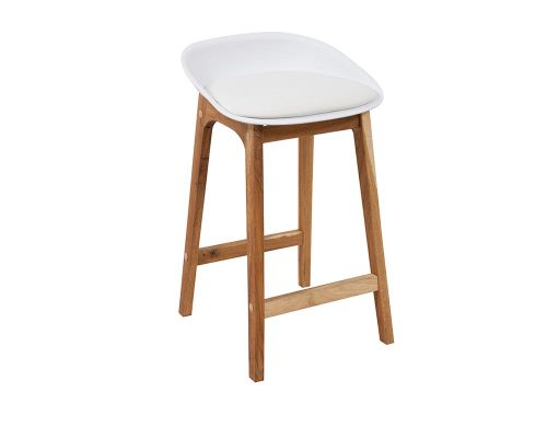 loire2 1 500x400 - Loire Bar Stool - White