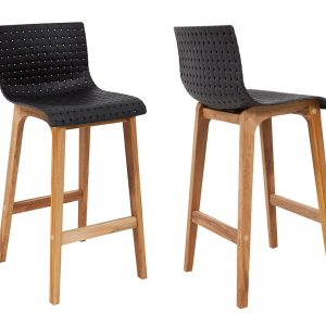 rhone5 300x300 - Rhone Bar Stool - Black