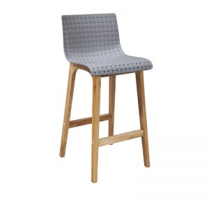 rhone9 300x300 - Rhone Bar Stool - Grey
