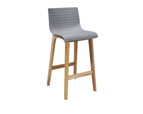 rhone9 500x400 - Rhone Bar Stool - Grey