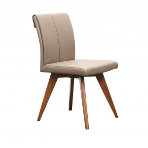 A1.14 Hendriks Chair Mocha Teak 300x300 - Hendriks Dining Chair Teak - Mocha Leather