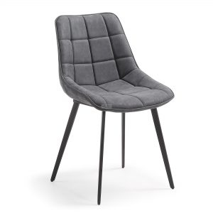 Adah Dining Chair 300x300 - Adah Dining Chair - Black