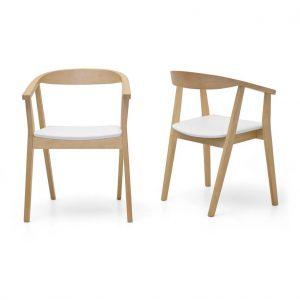 Albert 300x300 - Albert Dining Chair - White