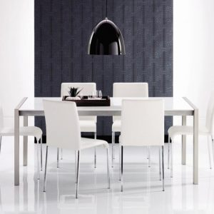 Citro 7 piece Dining Setting 300x300 - Citro 7 piece Dining Setting - White
