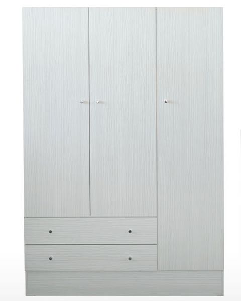 ComboWardrobe - Combination Wardrobe - Antique White