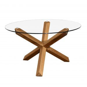 Depot Sala Dining Table 300x300 - Depot Sala 1300 Dining Table - Teak legs