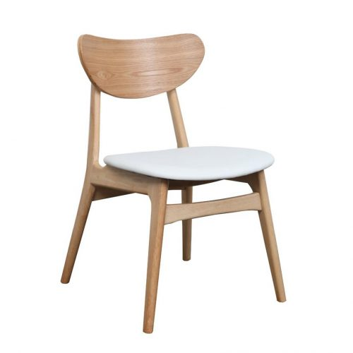 Finland Dining Chair 500x500 - Finland Dining Chair Natural - White