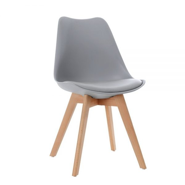MO B DSW PU GYX4 00 600x600 - Ray Dining Chair-Grey