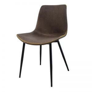 Mendel Dining Chair Brown 300x300 - Mendel Dining Chair  - Brown