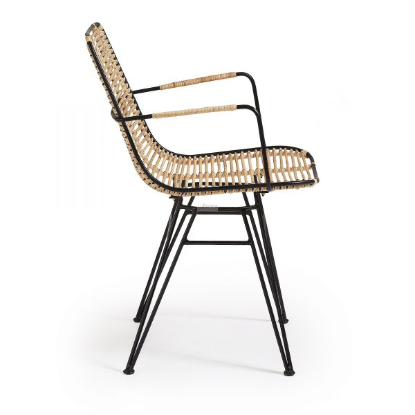c824e01 3b 600x600 - Ashanti Dining Chair - Black