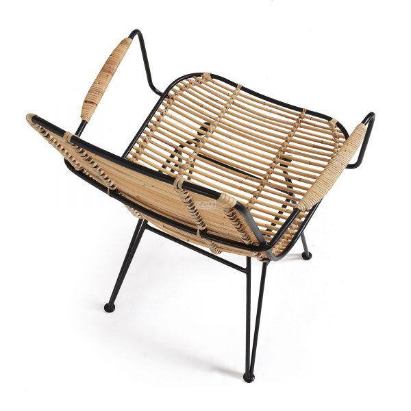 c824e01 3d 1 600x600 - Ashanti Dining Chair - Black