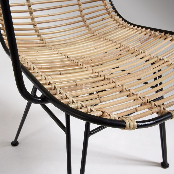 c824e01 3e 1 600x600 - Ashanti Dining Chair - Black
