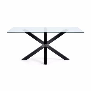 cc0387c07.3b 300x300 - Arya 1500 Dining Table Glass Top - Black Base