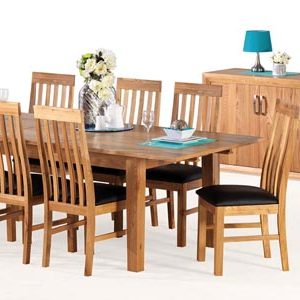 Ecco 9pc Dining Buffet 300x300 - Ecco 9 Piece Extension Dining Setting