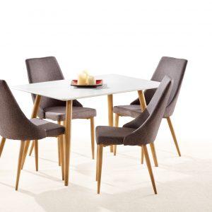 Retro Dining 1 2017 Lux 300x300 - Retro 5 piece Dining Setting