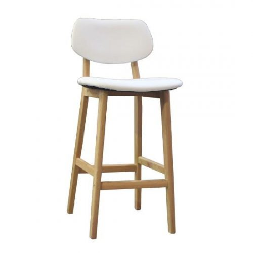 AbbeyStool White 1024x1024 500x500 - Abbey Bar Stool - White