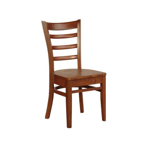 Mustang Dining Chair Wood Seat 500x500 - Mustang Dining Chair