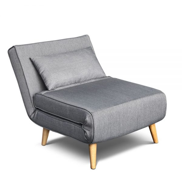 SBED D LIN413 GY 00 600x600 - Uno Sofa bed