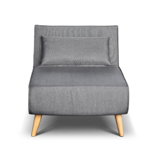 SBED D LIN413 GY 03 500x500 - Uno Sofa bed