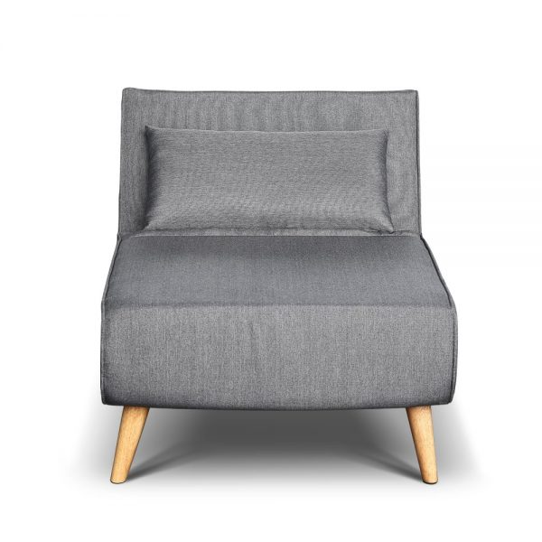 SBED D LIN413 GY 03 600x600 - Uno Sofa bed