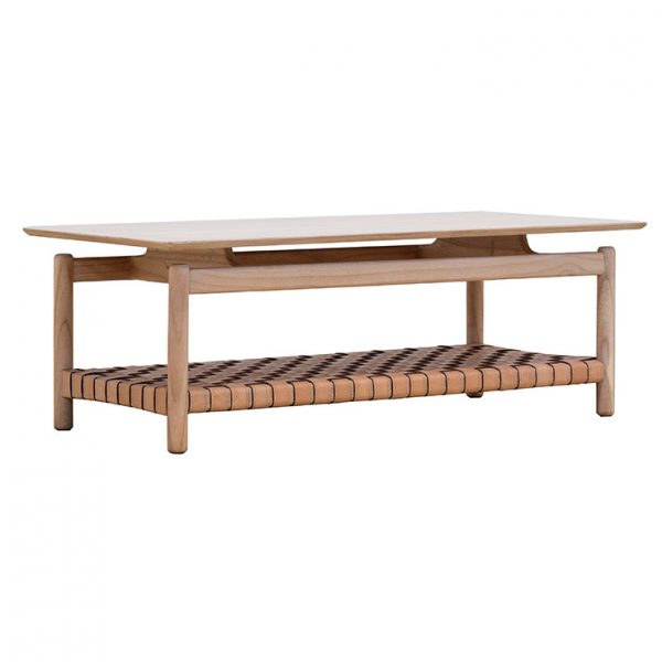 ctr seed natdrf 2 600x600 - Seed Leather Coffee Table