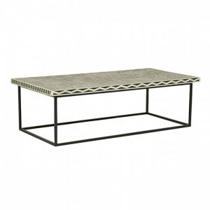 ctr taj herr bne bkwh 2 300x300 - Taj Herringbone Bone Coffee Table