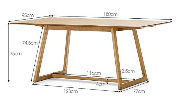 eastern warehouse 027151 432241 600x324 - Manhattan 1800 Dining Table