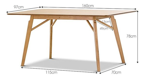eastern warehouse 807151 432239 600x324 - Alysa 1600 Dining Table