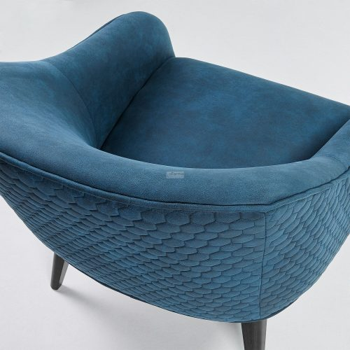 s480cwq26 3c 1 500x500 - Lobby Quilted Chair - Blue