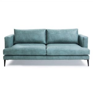 s490cwq06 3b 300x300 - Vinny Quilted 3 Seater Sofa - Green
