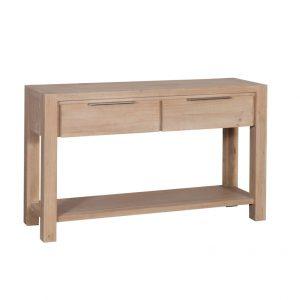BALLINA 1228 BHT HALLTABLE 300x300 - Ballina 2 Drawer Console Table