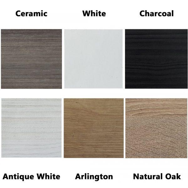 Riteway Colours 600x600 - 400mm Pantry Cupboard - White