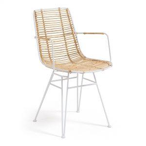 c824e05 3a 300x300 - Ashanti Dining Chair - White
