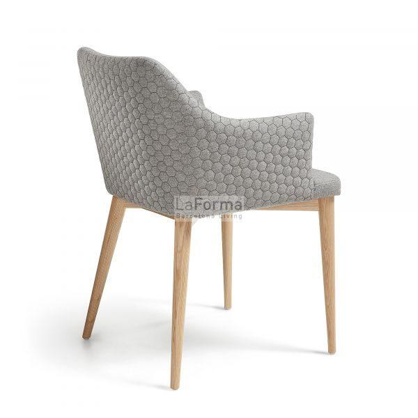 cc0077jq03 3c 600x600 - Danai Quilted Armchair - Light Grey