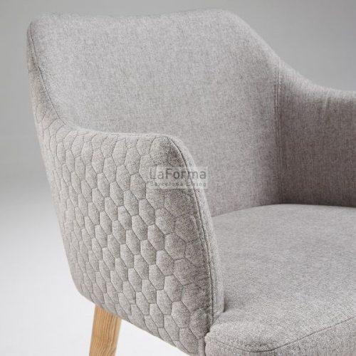 cc0077jq03 3d 500x500 - Danai Quilted Armchair - Light Grey
