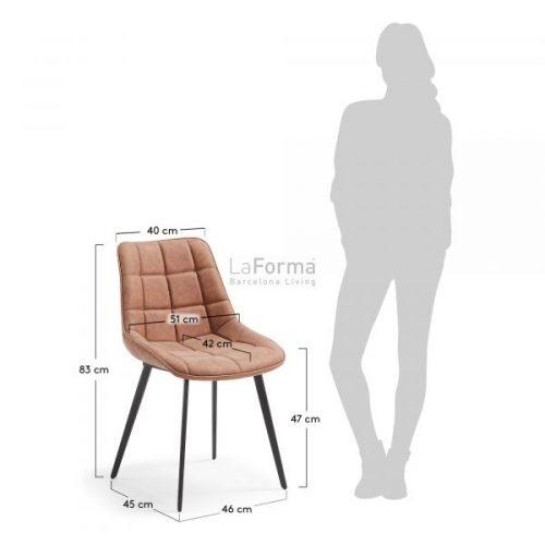 cc0248ue86 3m 500x500 - Adah Dining Chair - Rust
