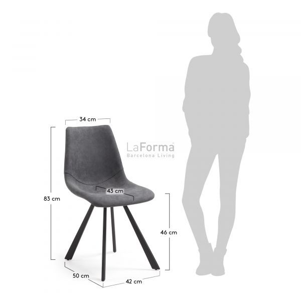 cc0252ue02 3m 600x600 - Andi Dining Chair - Black