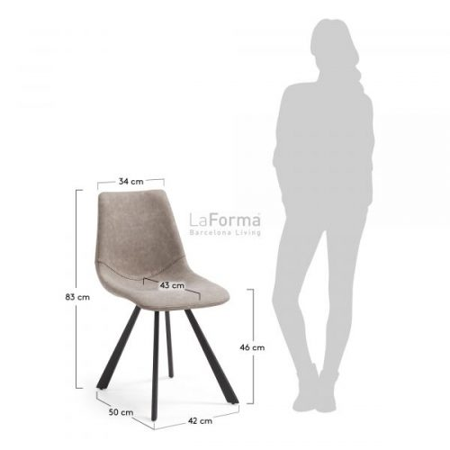 cc0252ue85 3m 500x500 - Andi Dining Chair - Taupe