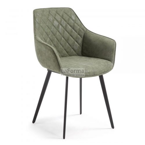 cc0253ue19 3a 500x500 - Aminy Dining Chair - Green