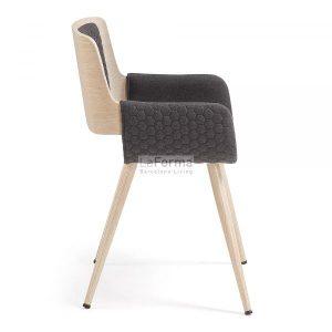 cc0255j15 3b 1 300x300 - Andre Dining Chair - Dark Grey