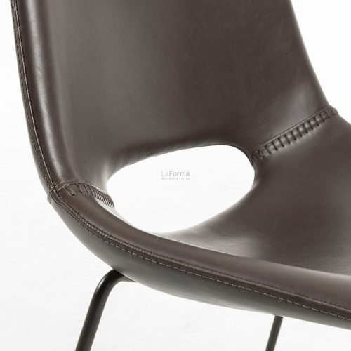 cc0826u11 3d 1 500x500 - Ziggy Dining Chair - Brown